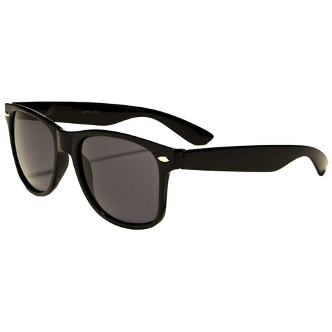 Mechaly Wayfarer Style Black Sunglasses - Stylemindchic Boutique - Curated Collections