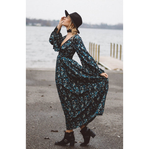 THE ELOISE MAXI DRESS - Stylemindchic Boutique - Curated Collections - 1