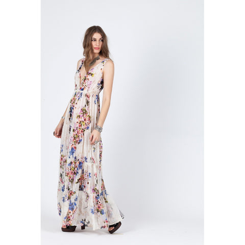FEELING FLORAL MAXI - Stylemindchic Boutique - Curated Collections - 2