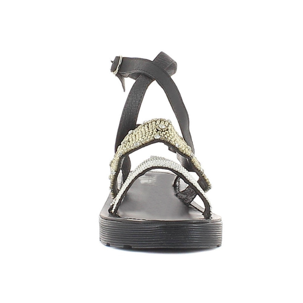 Arianna Black Sandal - Stylemindchic Boutique - Curated Collections - 5