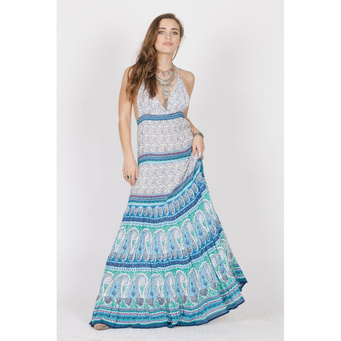 LOVE SPELL RAZOR BACK MAXI - Stylemindchic Boutique - Curated Collections - 1