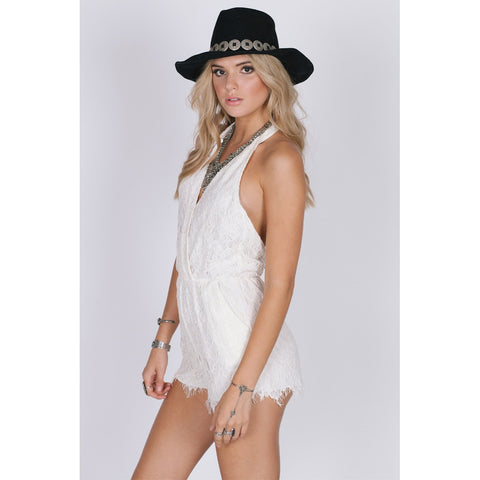 THE MARILYN ROMPER - Stylemindchic Boutique - Curated Collections - 2