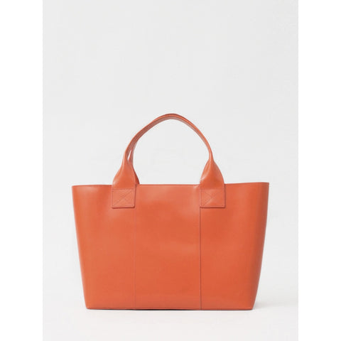 Shopping Bag Tangerine Orange - Stylemindchic Boutique - Curated Collections - 2