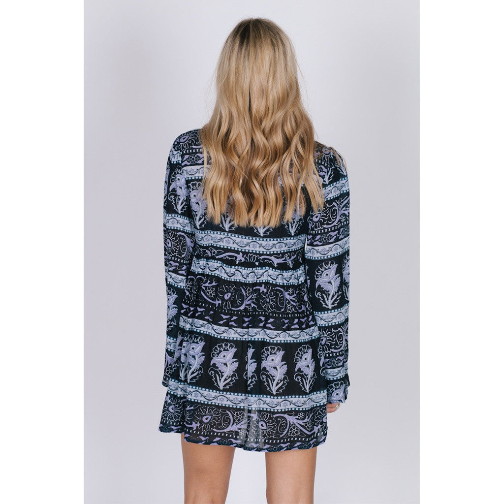 ISLAND VIOLET TUNIC - Stylemindchic Boutique - Curated Collections - 3