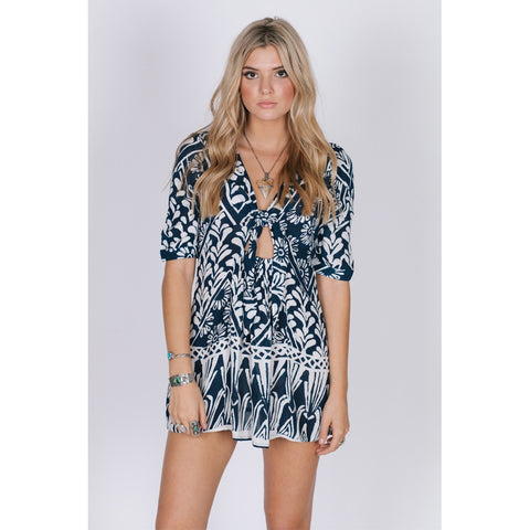 TROPIC BLUES DRESS - Stylemindchic Boutique - Curated Collections - 1