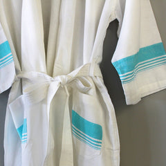 Spa White Bathrobe - Stylemindchic Boutique - Curated Collections  - 5