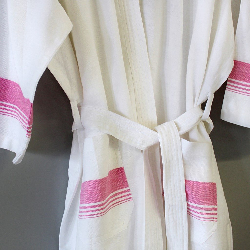 Spa White Bathrobe - Stylemindchic Boutique - Curated Collections  - 6