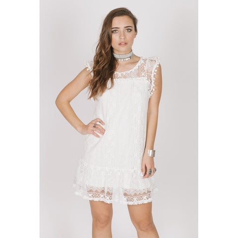 VANILLA LACE DRESS - Stylemindchic Boutique - Curated Collections - 1
