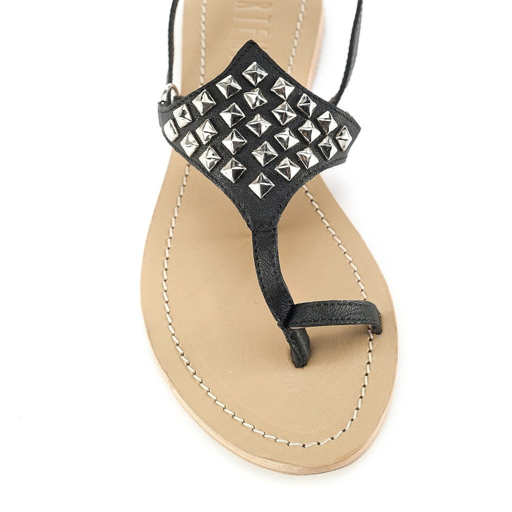 Amazon Black Sandal - Stylemindchic Boutique - Curated Collections - 5
