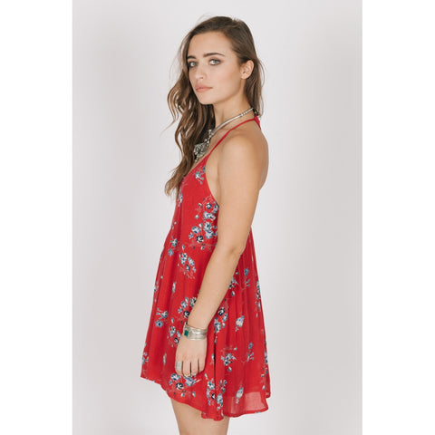 THE SANGRIA SHORT DRESS