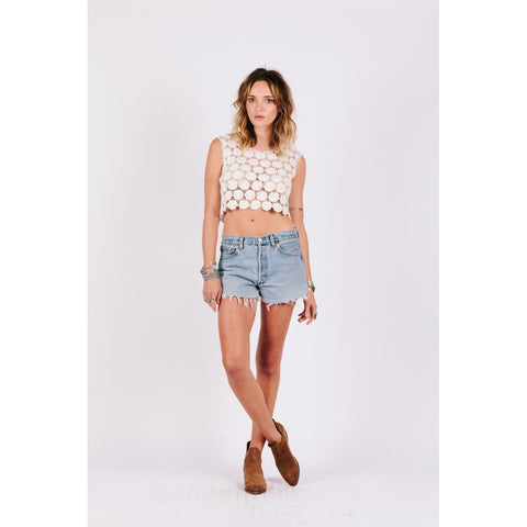 LAZY DAISY CROP TOP - Stylemindchic Boutique - Curated Collections - 2