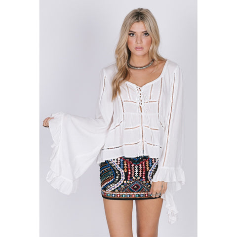 CITY BREEZE BLOUSE - Stylemindchic Boutique - Curated Collections - 1