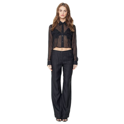 Cecilia Cuffed Trouser - Stylemindchic Boutique - Curated Collections - 1