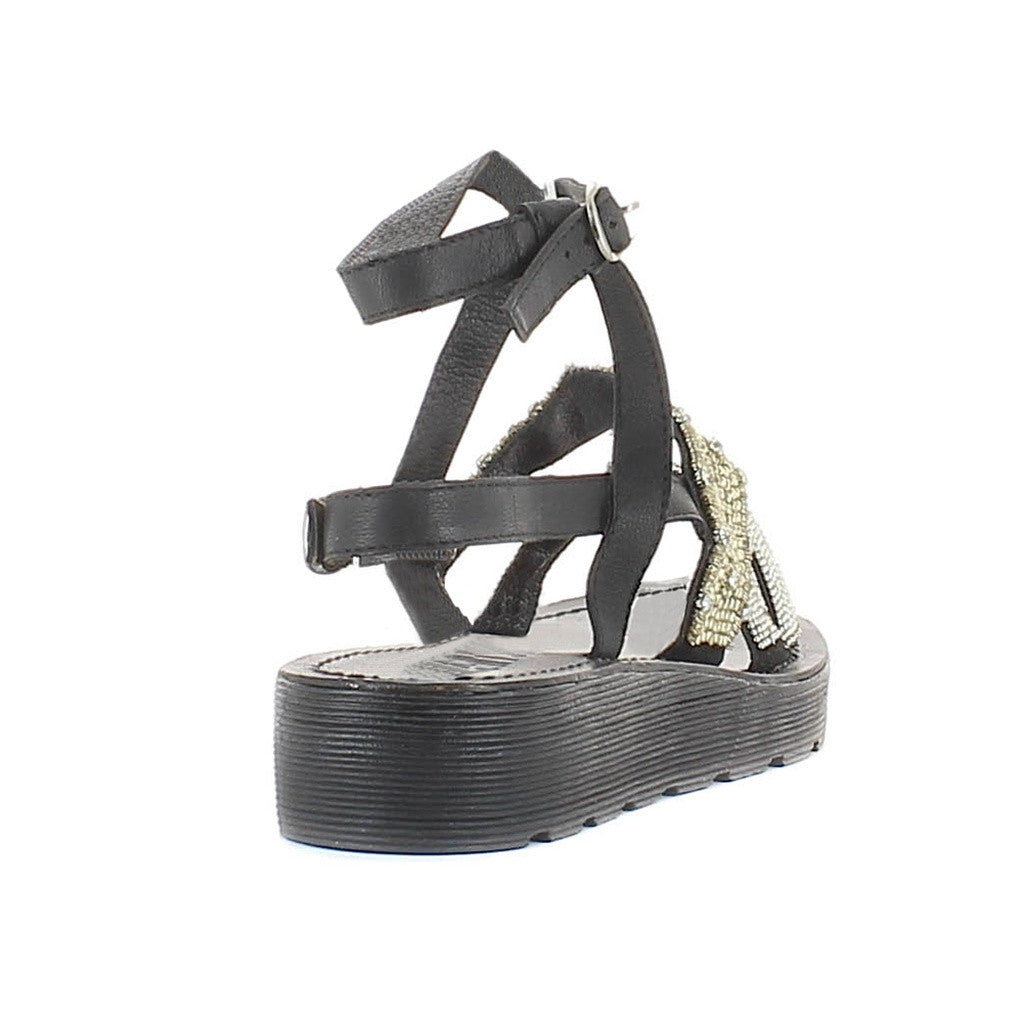 Arianna Black Sandal - Stylemindchic Boutique - Curated Collections - 3