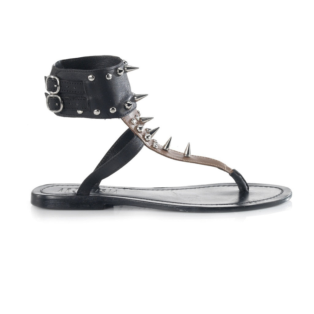 Athena Brown Sandal - Stylemindchic Boutique - Curated Collections - 3