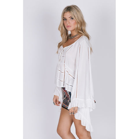 CITY BREEZE BLOUSE - Stylemindchic Boutique - Curated Collections - 2