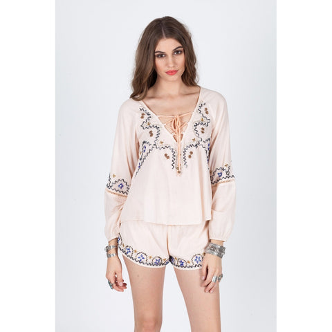 NEW ANGEL BLOUSE - Stylemindchic Boutique - Curated Collections - 1