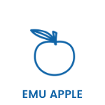 emu apple skincare serum bright skin booster