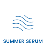 Bright skin booster summer serum skincare