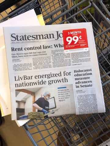 LivBar Statesman Journal