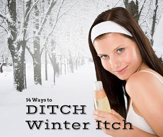 14 Ways to Ditch Winter Itch