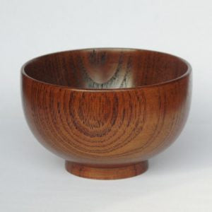 Shaving Bowl - Date Wood