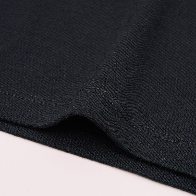 The Merino Wool T-Shirt Black Woolday 7