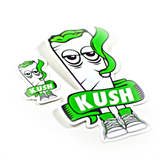 Small Doobie Sticker (3 Pack) - 3