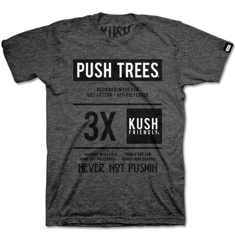 Push Trees | Label T-Shirt