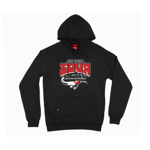 Sour Diesel Hooded Sweatshirt