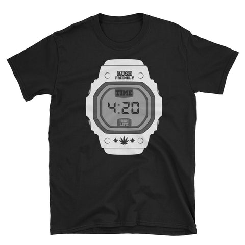 Time To Smoke T-Shirt