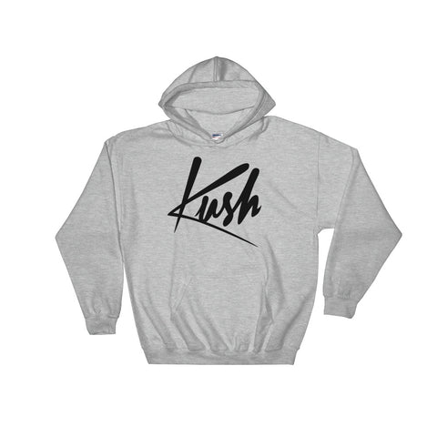 Kush Kursive Hooded Sweatshirt