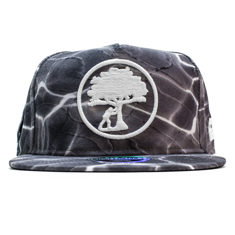 Push Trees Glow Stamp Snapback