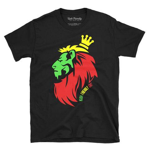 Rasta Lion T-Shirt