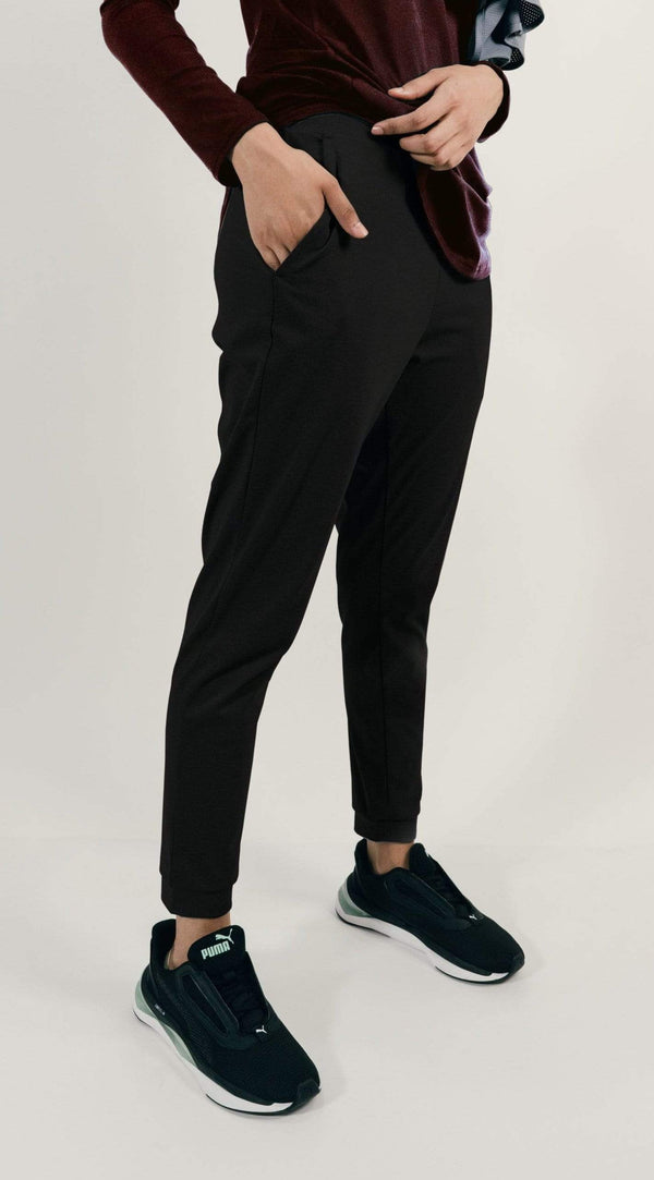 Bottoms GLOWco Exclusive Sweat Pants 2.0 in Black