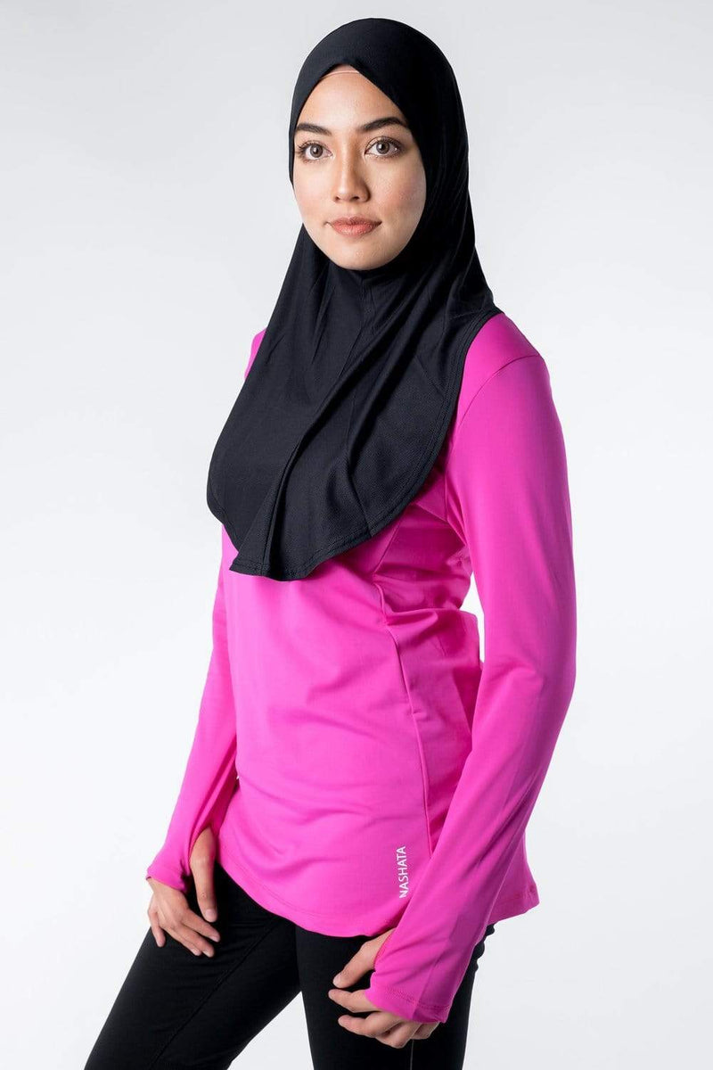 Sports Tops Nashata Ultra Top II in Pink