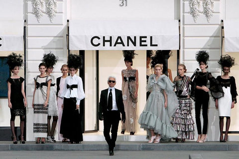 Chanel Pelle Designer Recycled Shoes Accessories