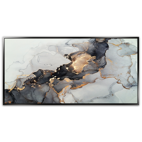 Aesthetic Ascension - Abstract ART with Floating Frame, various sizes - AAF11