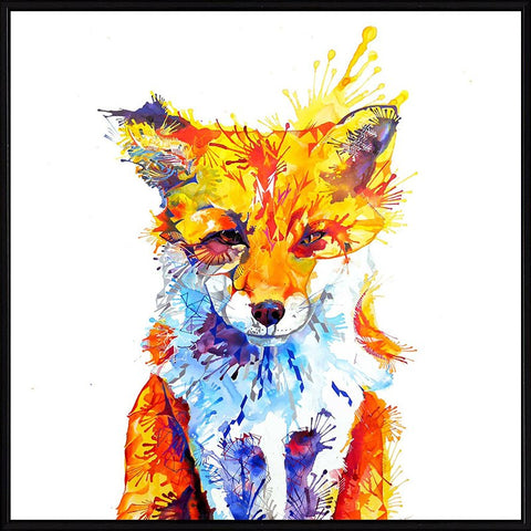 Fox - Rolled Canvas Print Only (BXY286)