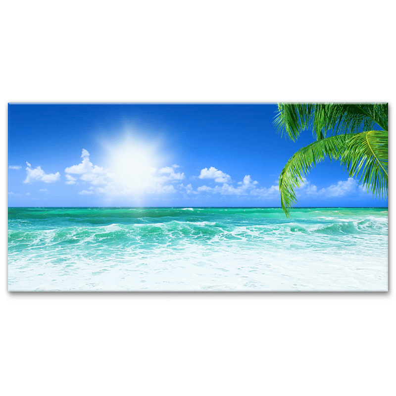 View from Paradise - Canvas Print ART - CN252 - 70x140cm