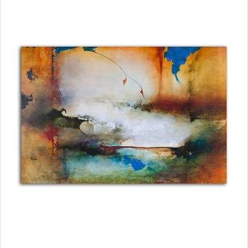 Asst Abstract Designs - Rolled Canvas Print Only (BXY246b)