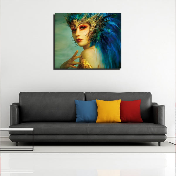 Ethereal Beauty - Unframed Canvas Print (BXY311)
