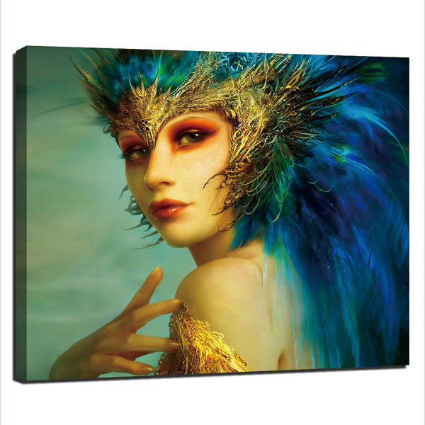 Ethereal Beauty - Rolled Canvas Print Only (BXY311)