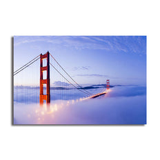 Golden Gate Bridge San Francisco - Rolled Canvas Print Only (BXY318)