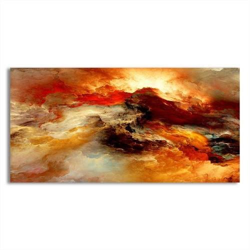 Asst Sublime Abstract Art - Unframed Canvas Print (BXY312b)