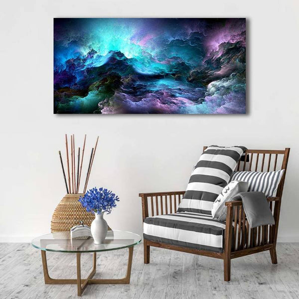 Asst Sublime Abstract Art - Rolled Canvas Print Only (BXY312b)
