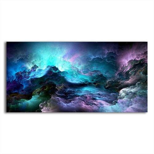 Asst Sublime Abstract Art - Rolled Canvas Print Only (BXY312d)