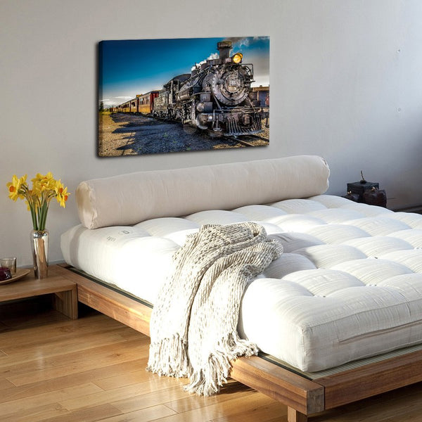 Train - Unframed Canvas Print (BXY299)
