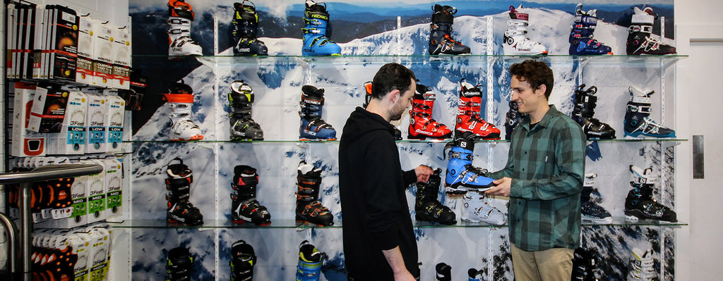 aussieskier Ski Boot Online Buying Guide