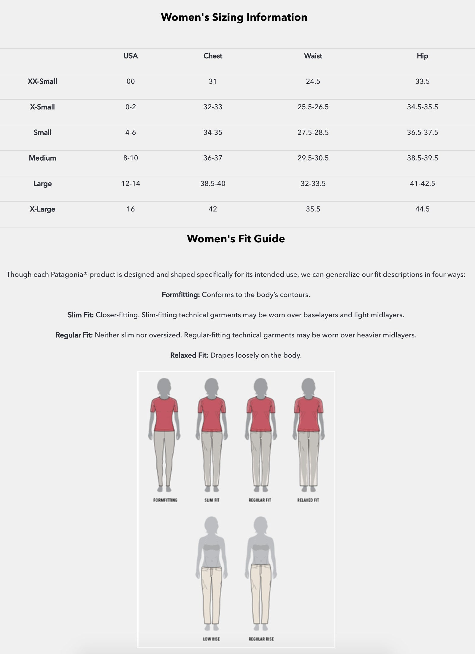 sizechart-patagonia-womens-pants-sizechart